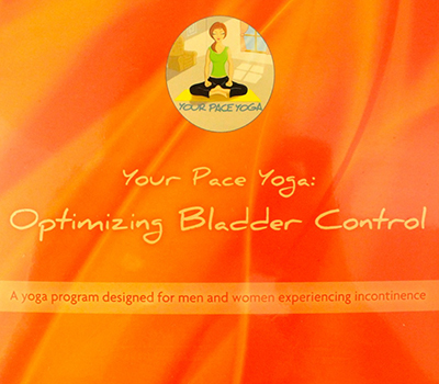 Optimizing Bladder Control DVD