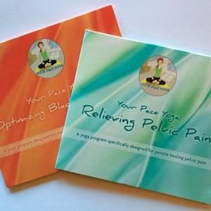 Your Pace Yoga DVD bundle