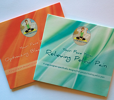 Your Pace Yoga DVD bundle