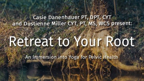 Retreat to Your Root