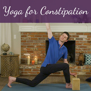 Yoga for Constipation video
