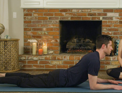 Posture of the Month: Sphinx Pose