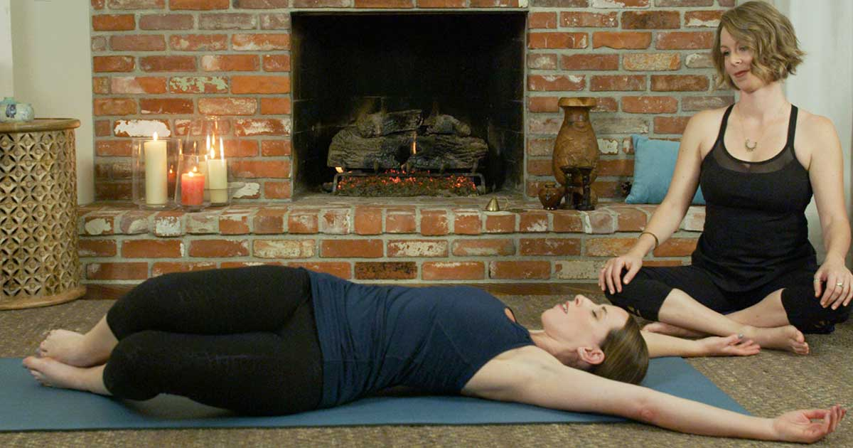 Posture of the Month: Supine Twist