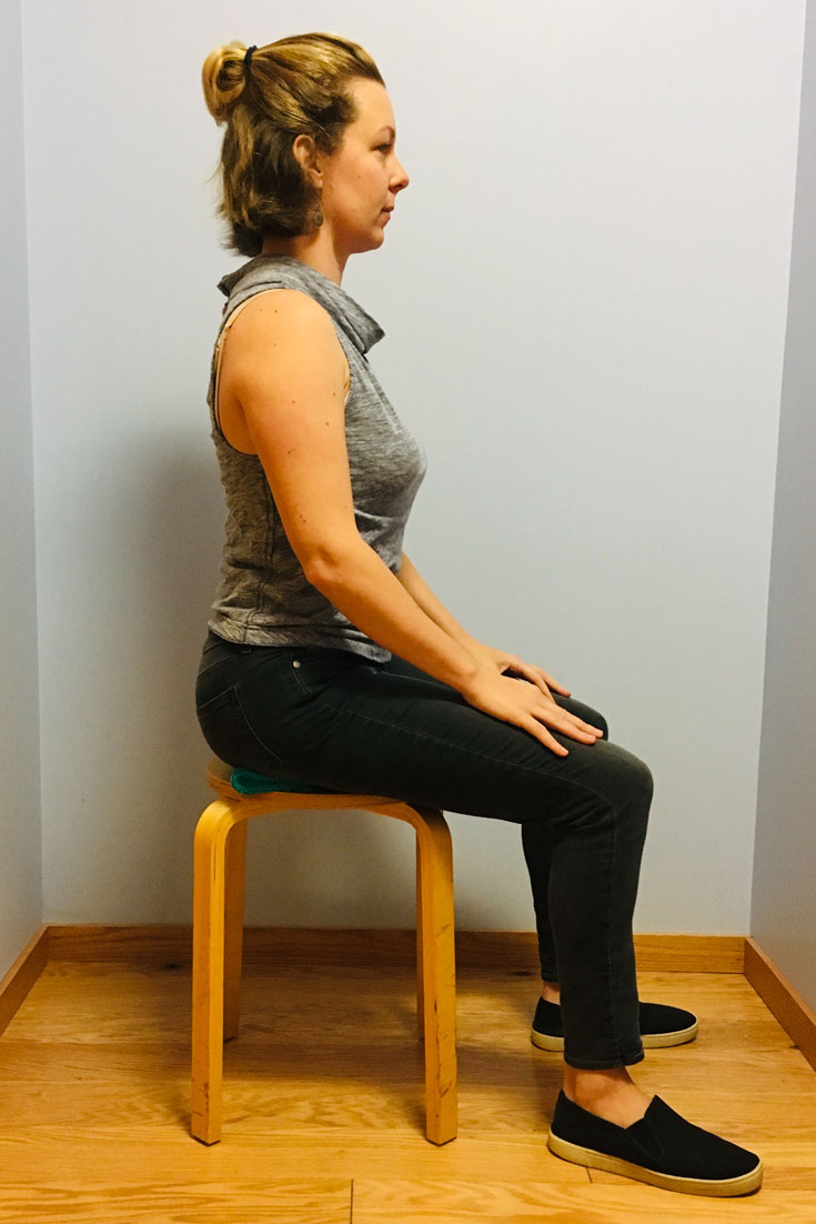 """Is there such a thing as """"bad posture"""" or """"bad sitting posture""""? Maybe not. It's really more about a lack of variety of movement."""