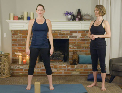 Posture of the Month: Mountain Pose