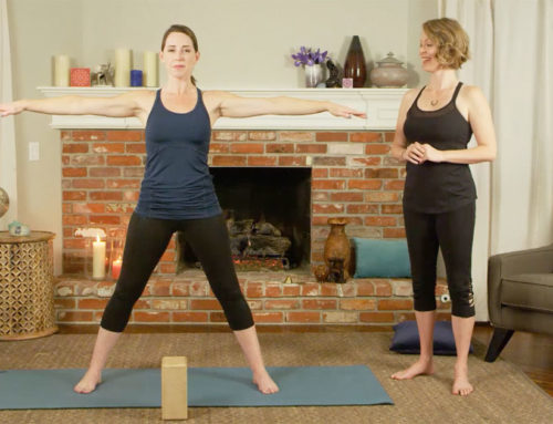 Posture of the Month: Five Pointed Star
